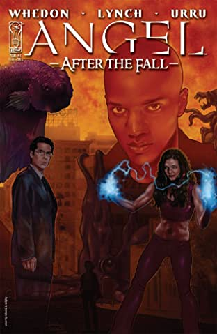 Angel: After the Fall #7
