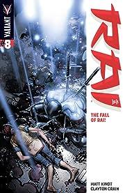 Rai (2014- ) #8: Digital Exclusives Edition