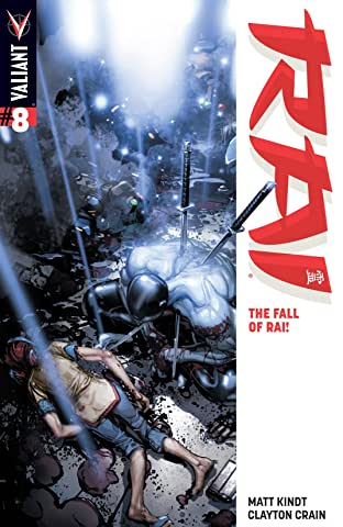 Rai (2014- ) #8: Digital Exclusives Edition