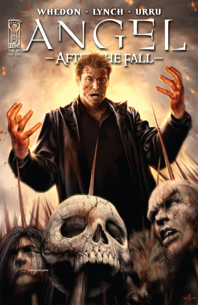 Angel: After the Fall #15