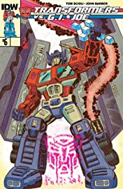 Transformers vs. G.I. Joe #6
