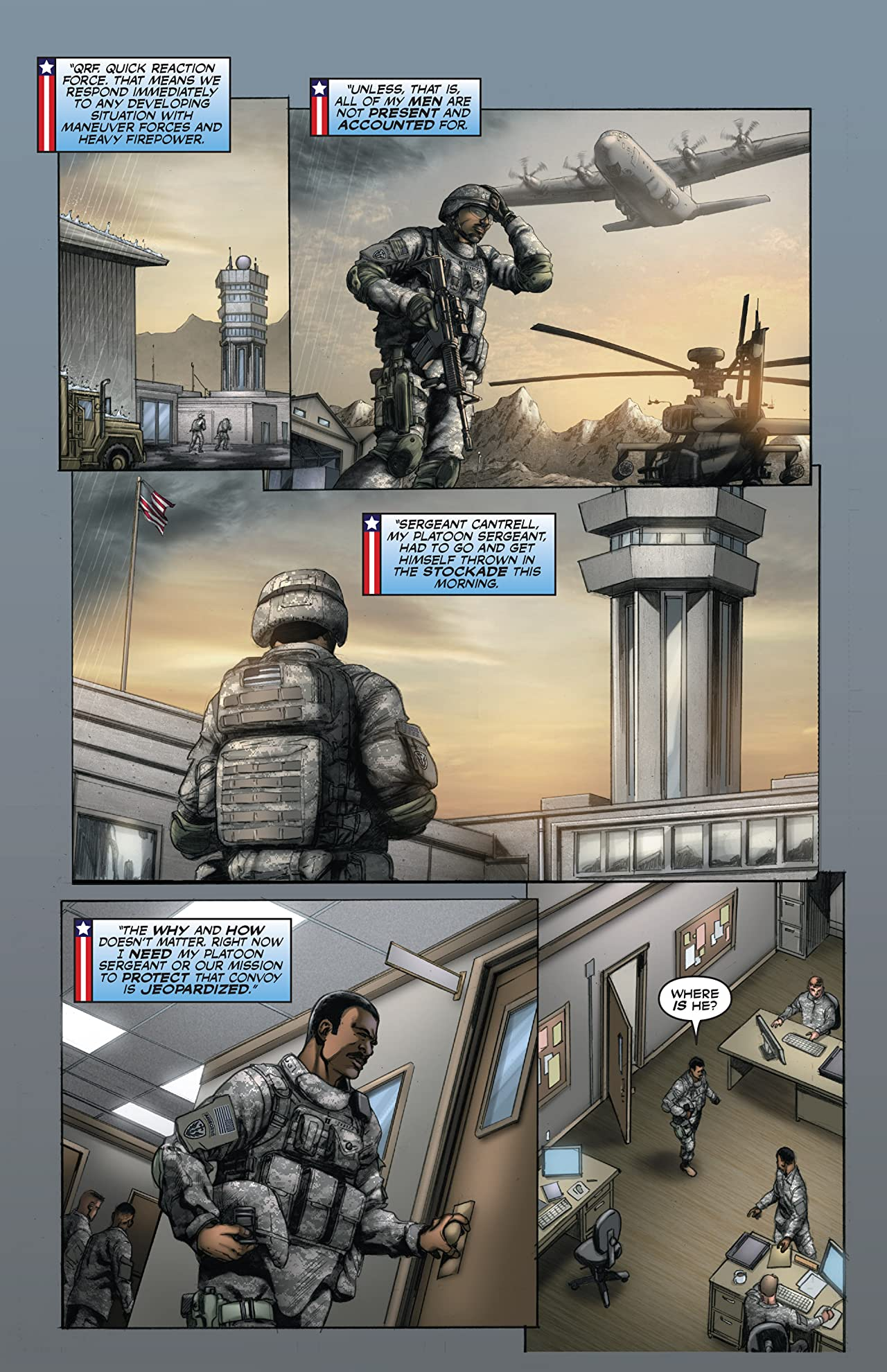 America's Army #15: Decide to Lead PT. 3 : Transformation