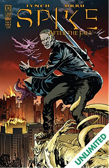 Spike: After the Fall #1 (of 4)