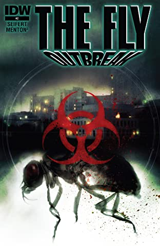 The Fly: Outbreak #2 (of 5)