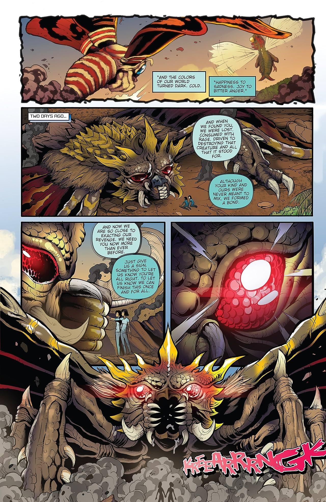 Godzilla: Rulers of Earth #23