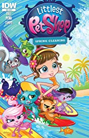 Littlest Pet Shop: Spring Cleaning!