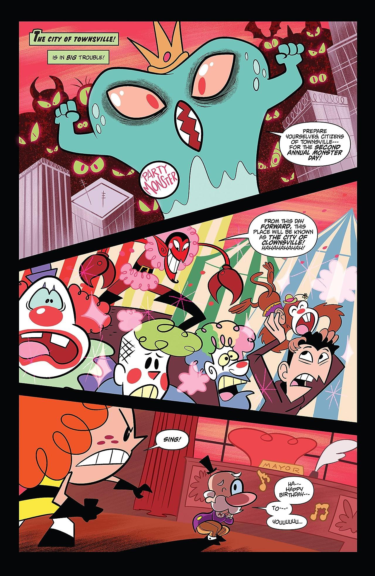Powerpuff Girls Super Smash-Up #4 (of 6)