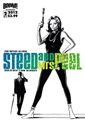 Steed and Mrs. Peel #2 (of 6)