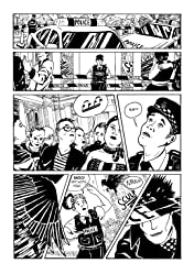 Blind Detective Blake #1