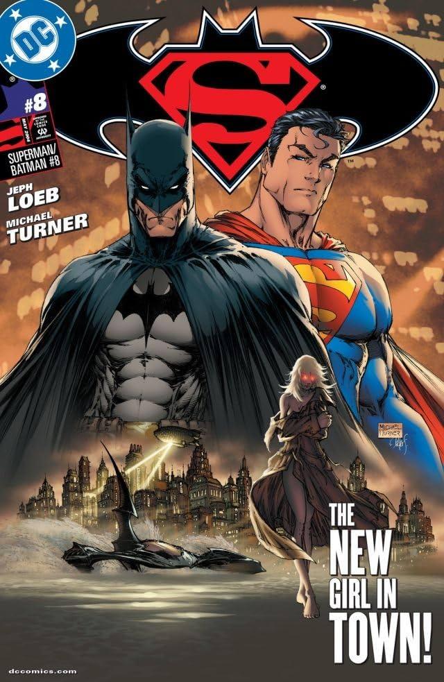 Superman/Batman #8