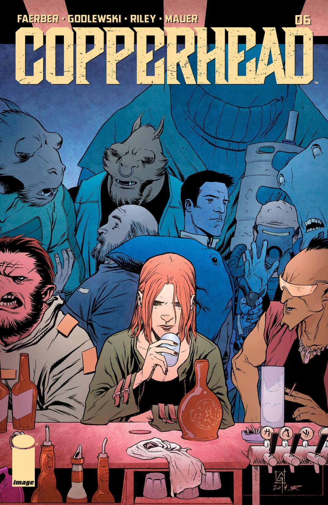 Copperhead #6