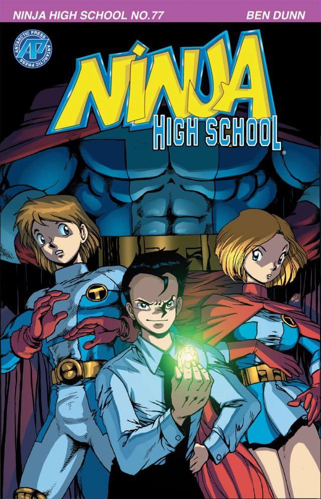 Ninja High School #77