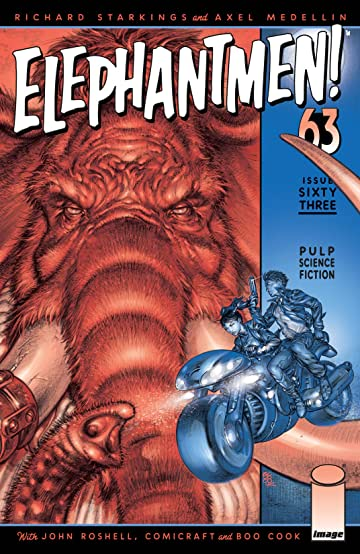Elephantmen #63