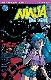 Ninja High School #79