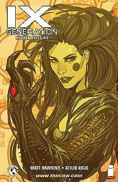 IXth Generation: Hidden Files #1