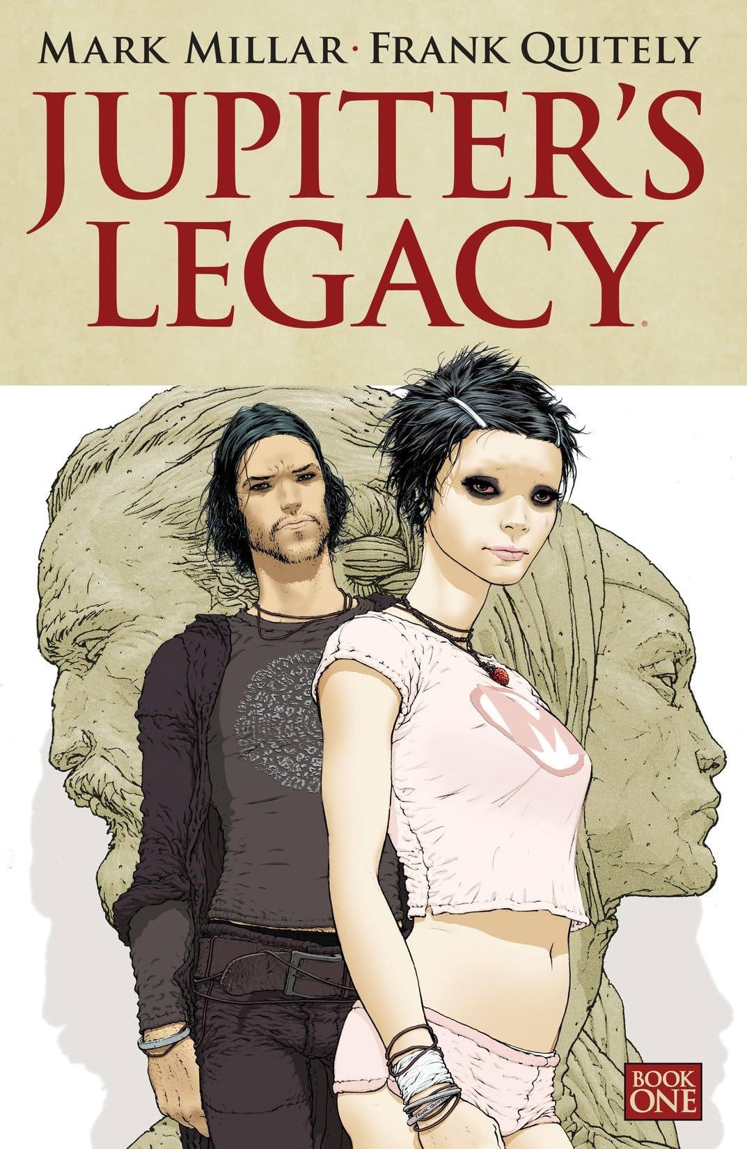 Jupiter's Legacy Vol. 1