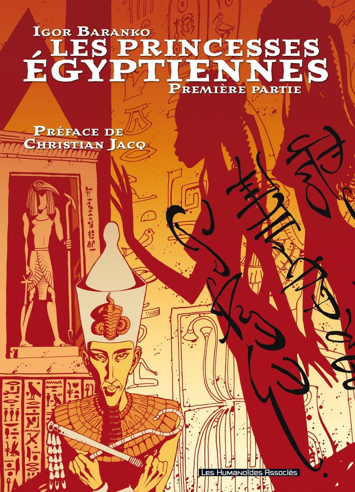 Les Princesses Egyptiennes Vol. 1