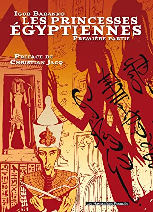 Les Princesses Egyptiennes Vol. 1