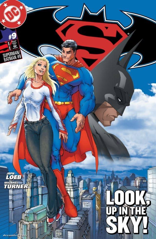 Superman/Batman #9