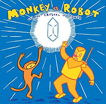 Monkey vs. Robot Vol. 2: The Crystal of Power