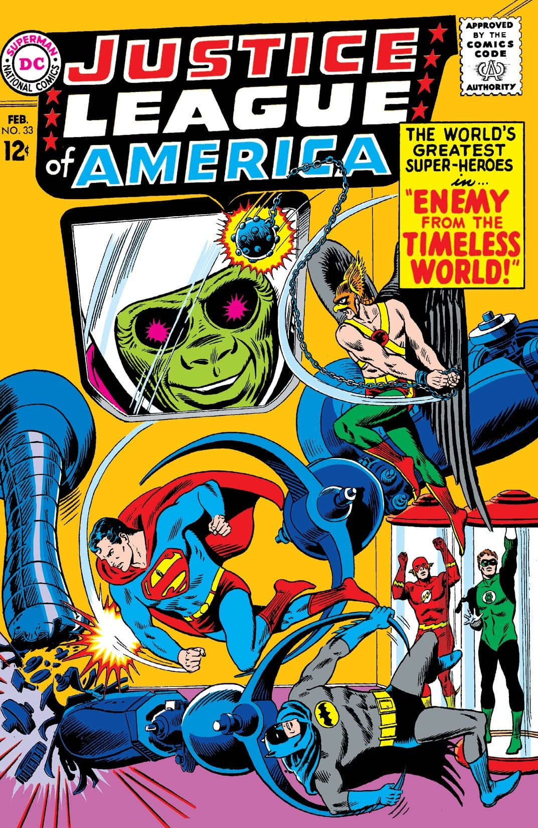Justice League of America (1960-1987) #33