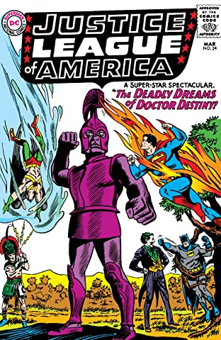 Justice League of America (1960-1987) #34