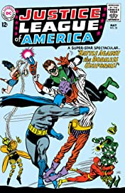 Justice League of America (1960-1987) #35