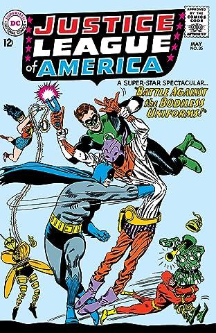 Justice League of America (1960-1987) #35
