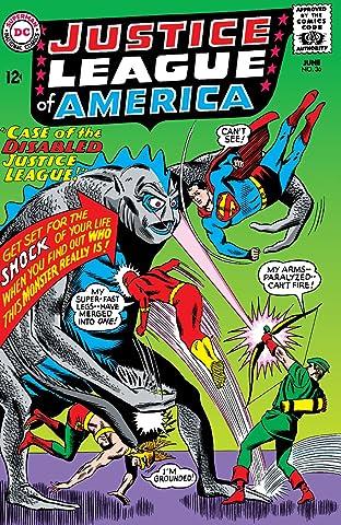 Justice League of America (1960-1987) #36