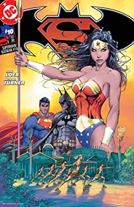 Superman/Batman #10