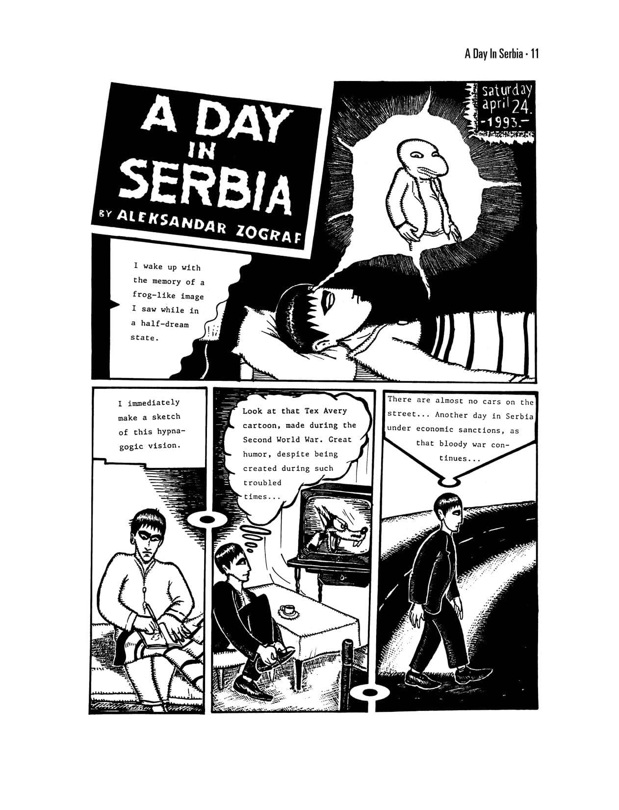 Regards From Serbia