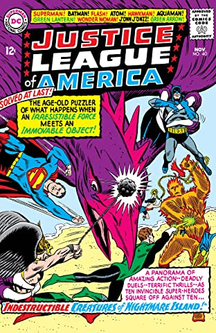 Justice League of America (1960-1987) #40
