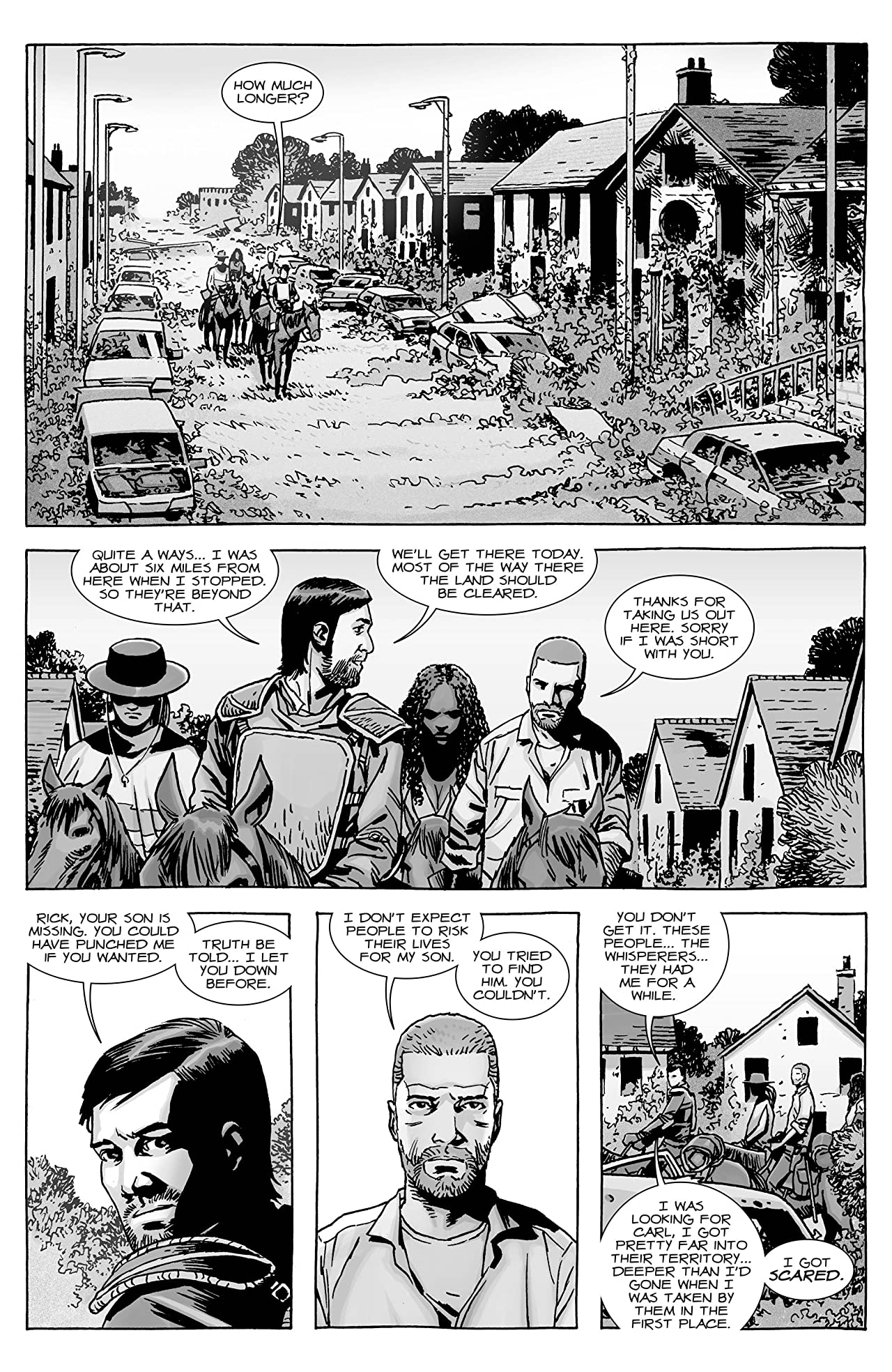 The Walking Dead #143