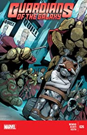 Guardians of the Galaxy (2013-2015) #26