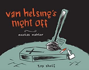 Van Helsing's Night Off