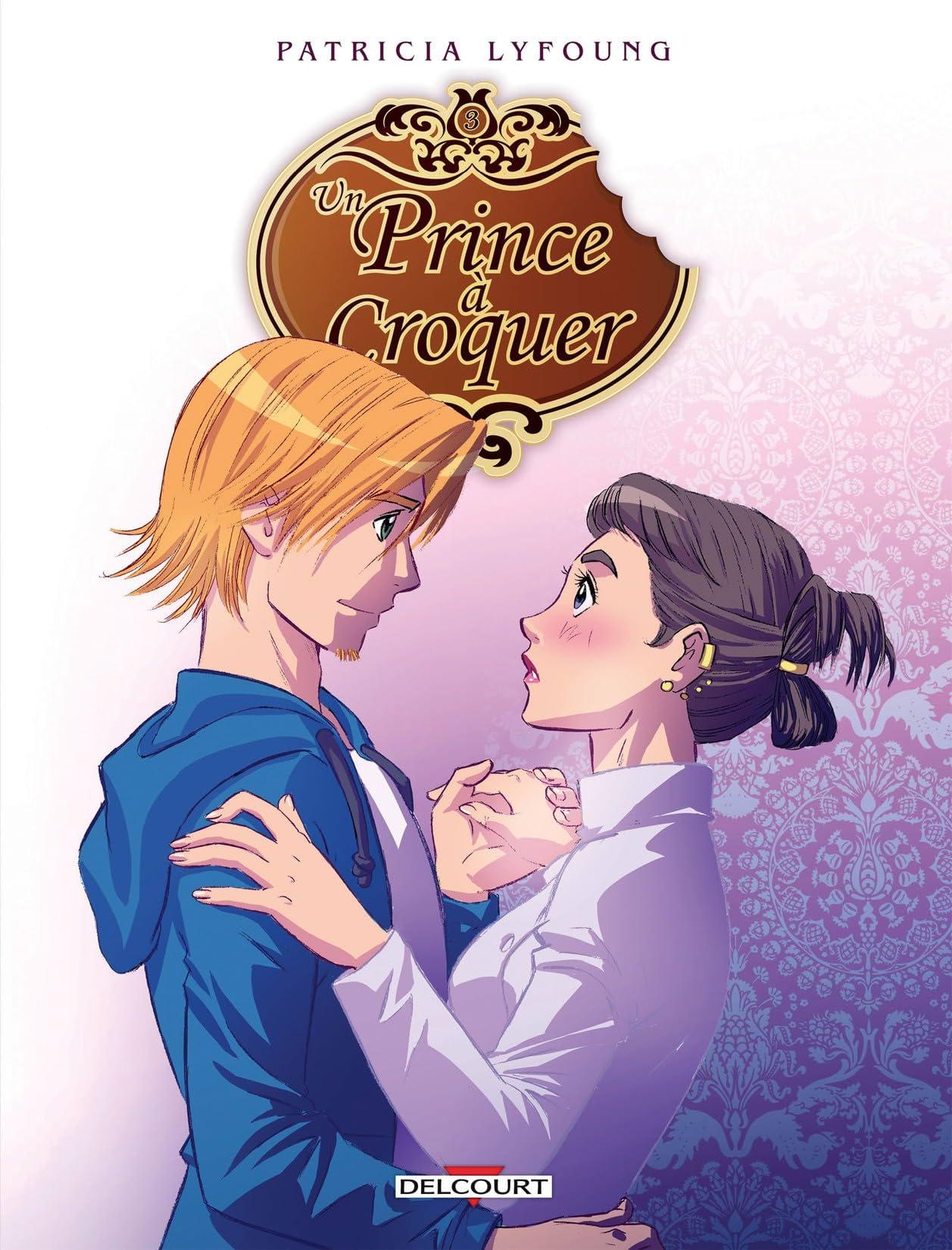 Un prince à croquer Vol. 3: Entremets