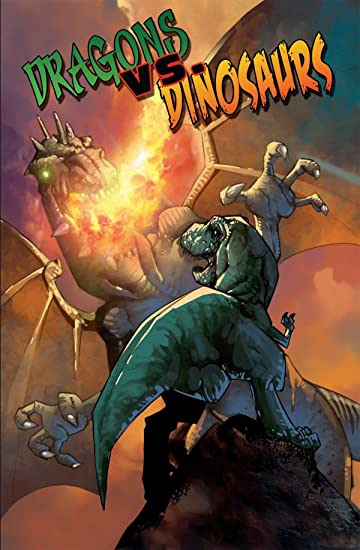 Dragons vs. Dinosaurs