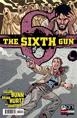 The Sixth Gun No.20