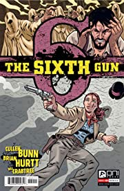 The Sixth Gun #20