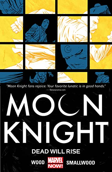 Moon Knight Vol. 2: Dead Will Rise