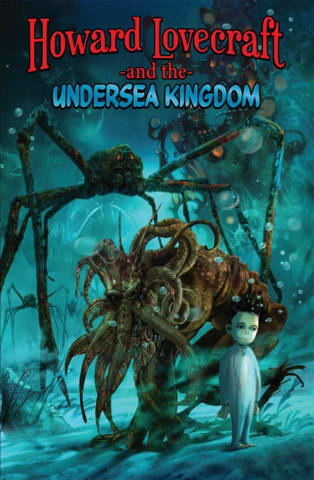 Howard Lovecraft & Undersea Kingdom: Preview