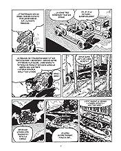 Corto Maltese, édition noir et blanc Vol. 11: Les Helvétiques