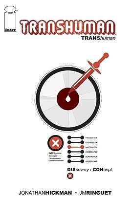 Transhuman #1 (of 4)