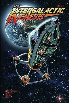The Intergalactic Nemesis #5