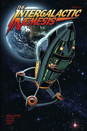 The Intergalactic Nemesis #5