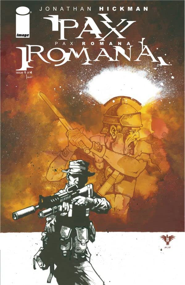 Pax Romana #1 (of 4)