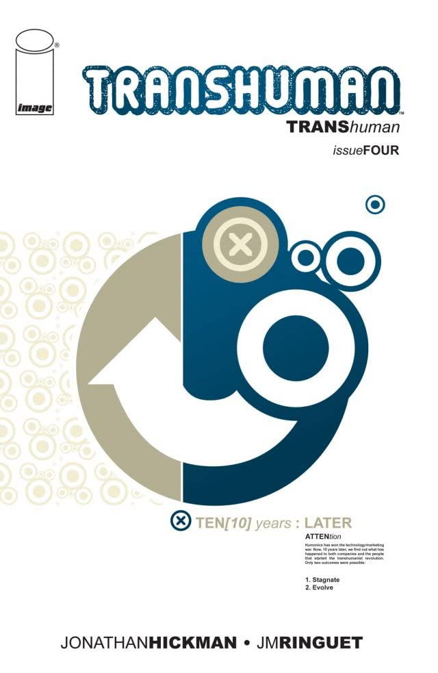 Transhuman #4 (of 4)
