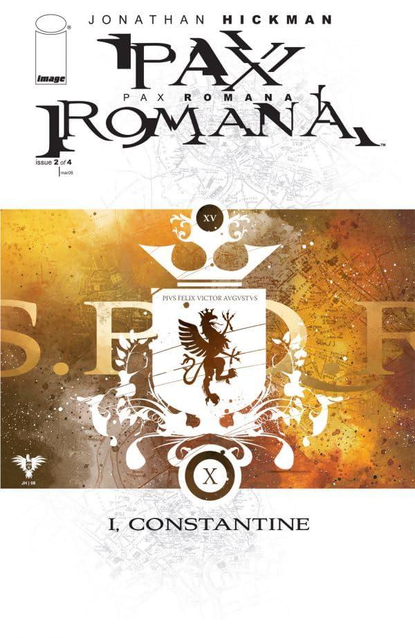 Pax Romana #2 (of 4)