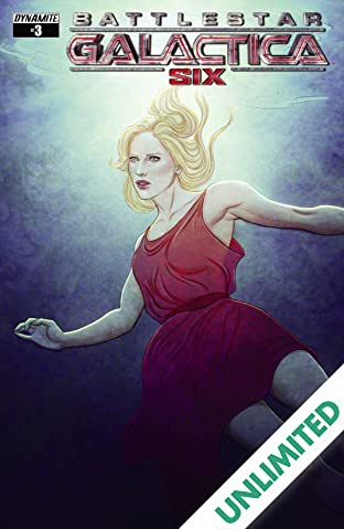 Battlestar Galactica: Six #3 (of 5): Digital Exclusive Edition