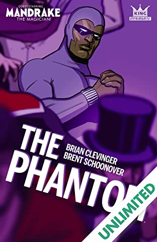 King: the Phantom #2 (of 4): Digital Exclusive Edition
